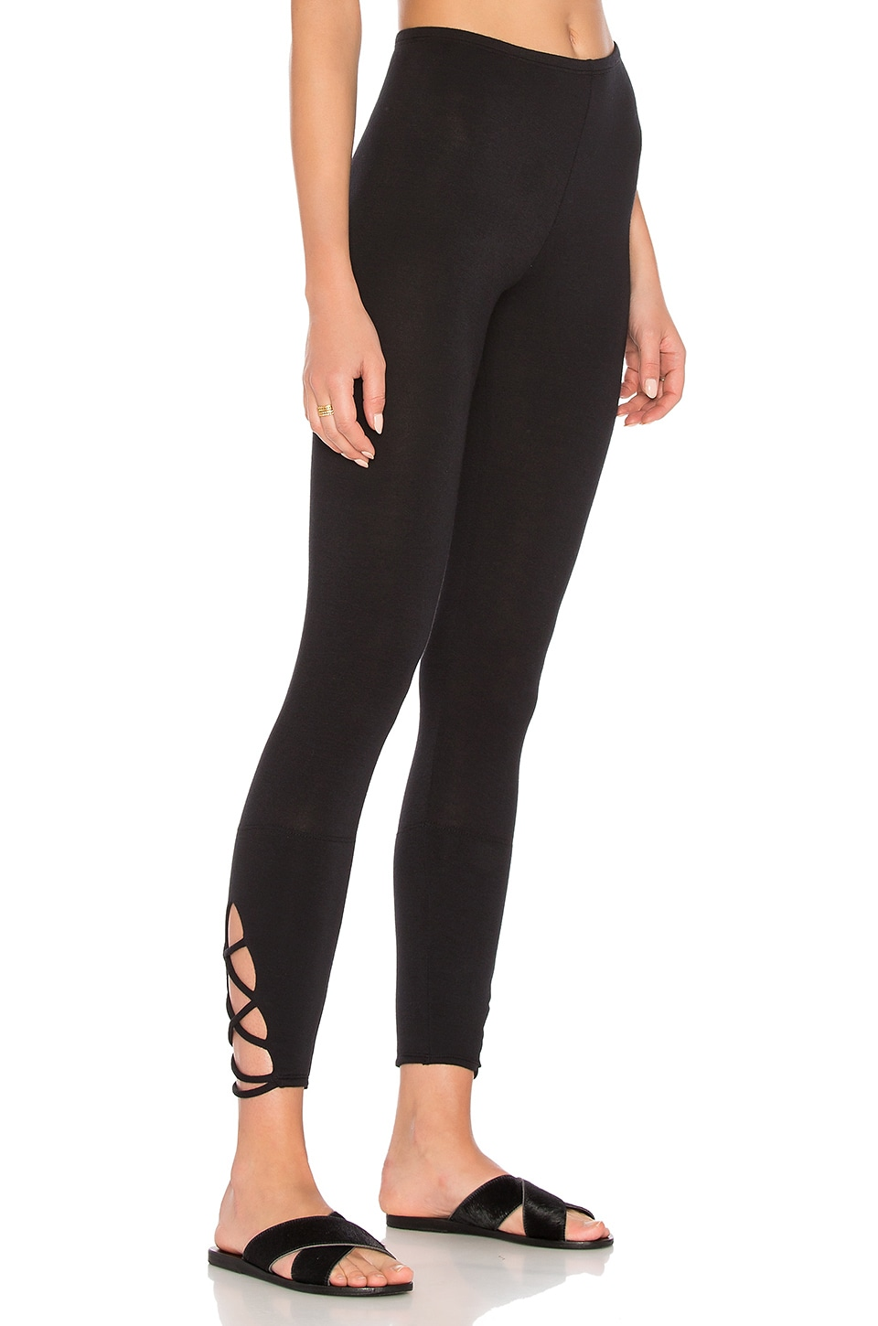 Riller & Fount Merle Leggings in Black