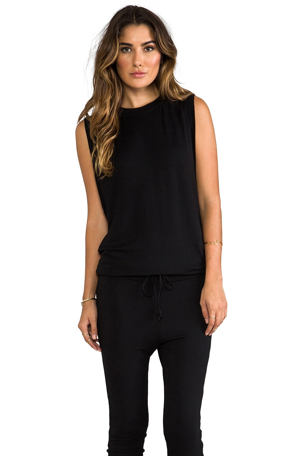 Riller & Fount Mason Jumpsuit in Black