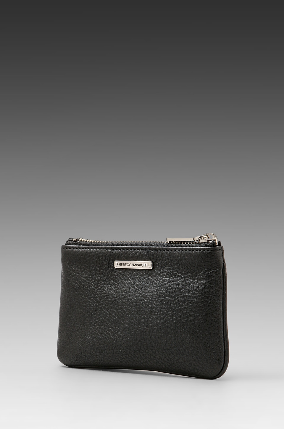 Rebecca Minkoff Cory Cha-Ching Pouch in Black