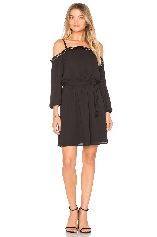 Rebecca Minkoff Black Paradise Dress