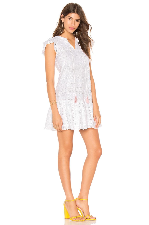 Rebecca Minkoff Caro Dress in White