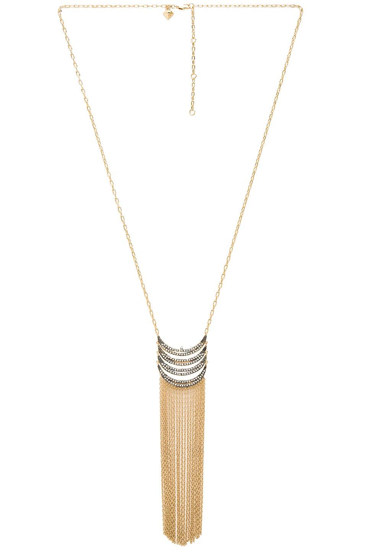 Fringe Pendant Necklace by Rebecca Minkoff