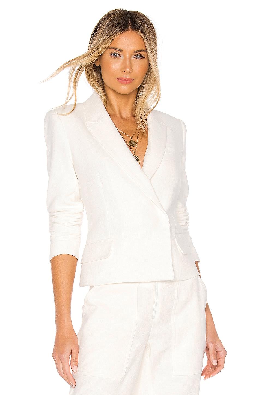 Rebecca Minkoff Gaga Jacket en Ecru