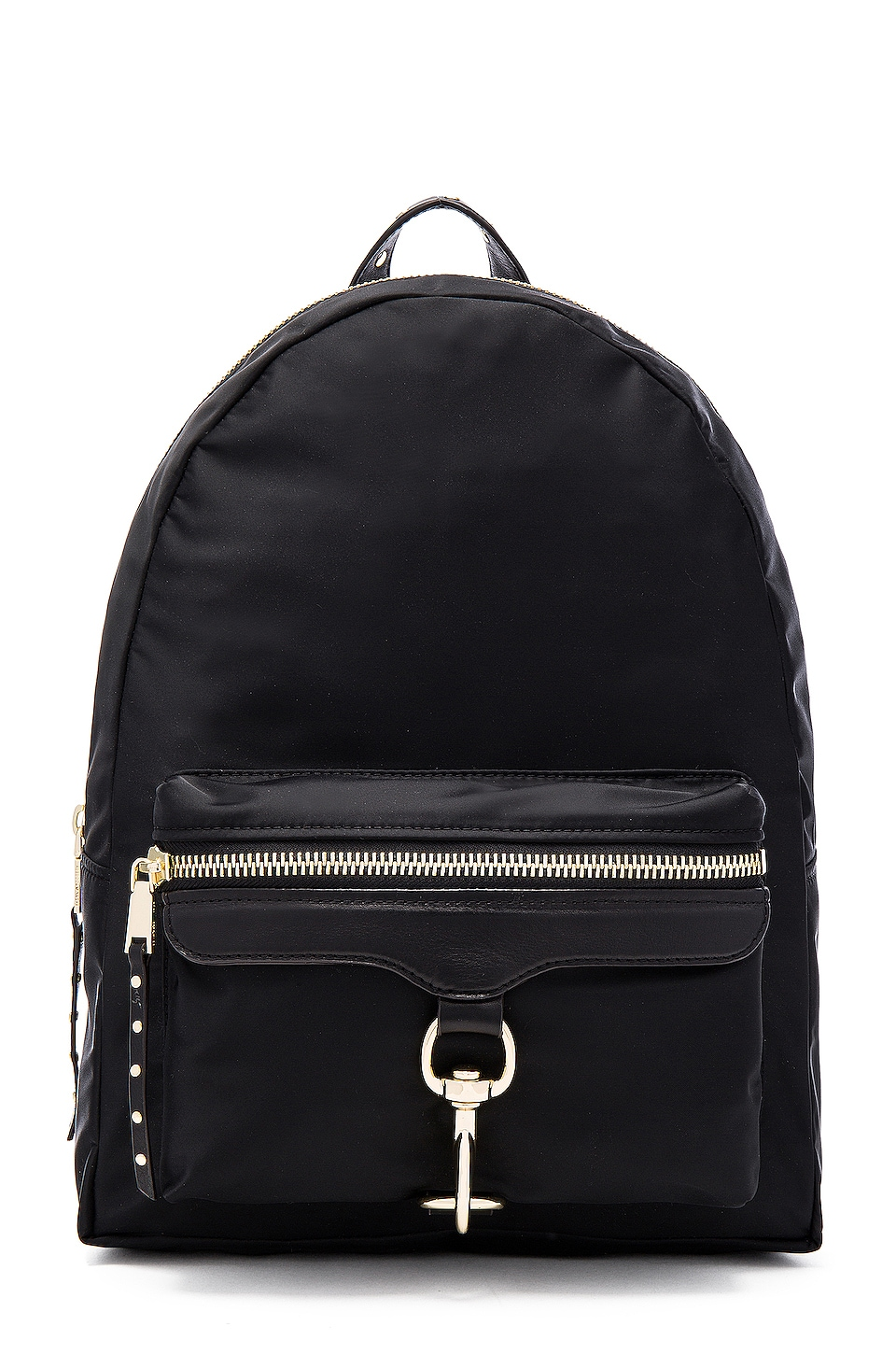 Rebecca Minkoff Always On Mab Backpack in Black