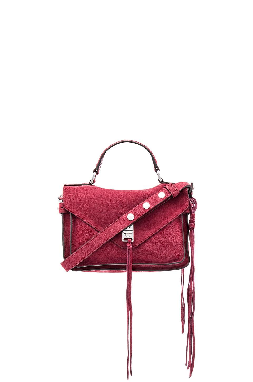 buy good closer at temperament shoes Rebecca Minkoff Small Darren Messenger Bag in Tawny Port | REVOLVE