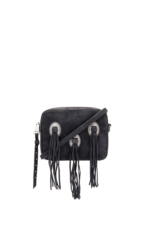 Rebecca Minkoff Western Crossbody Bag in Black