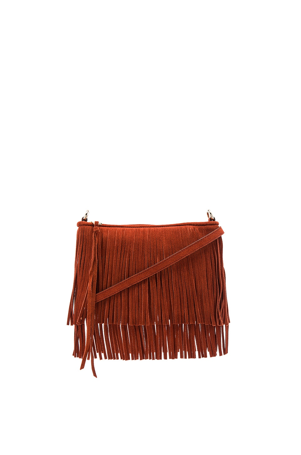 Rebecca Minkoff Finn Crossbody Bag in Baked Clay