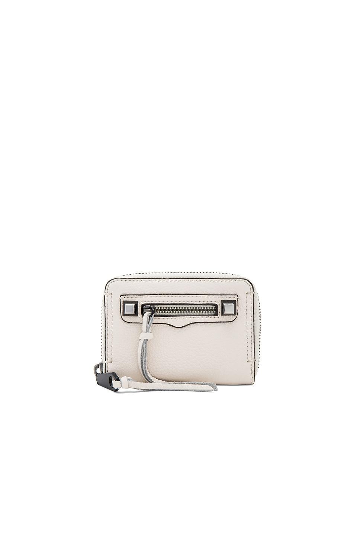 Mini Regan Zip Wallet at REVOLVE