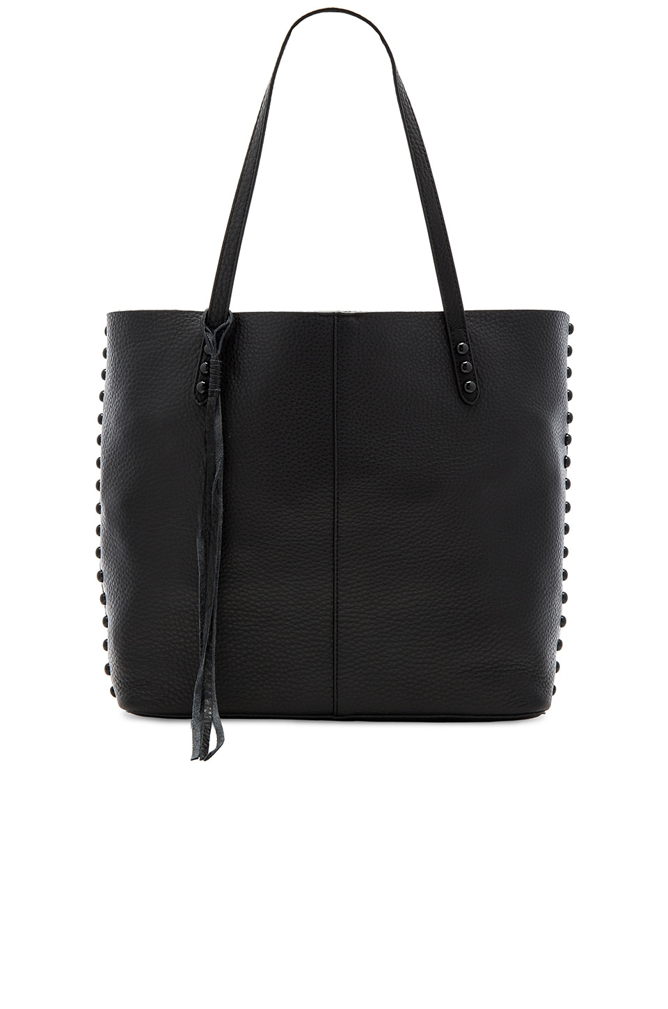 Rebecca Minkoff Medium Unlined Tote in Black