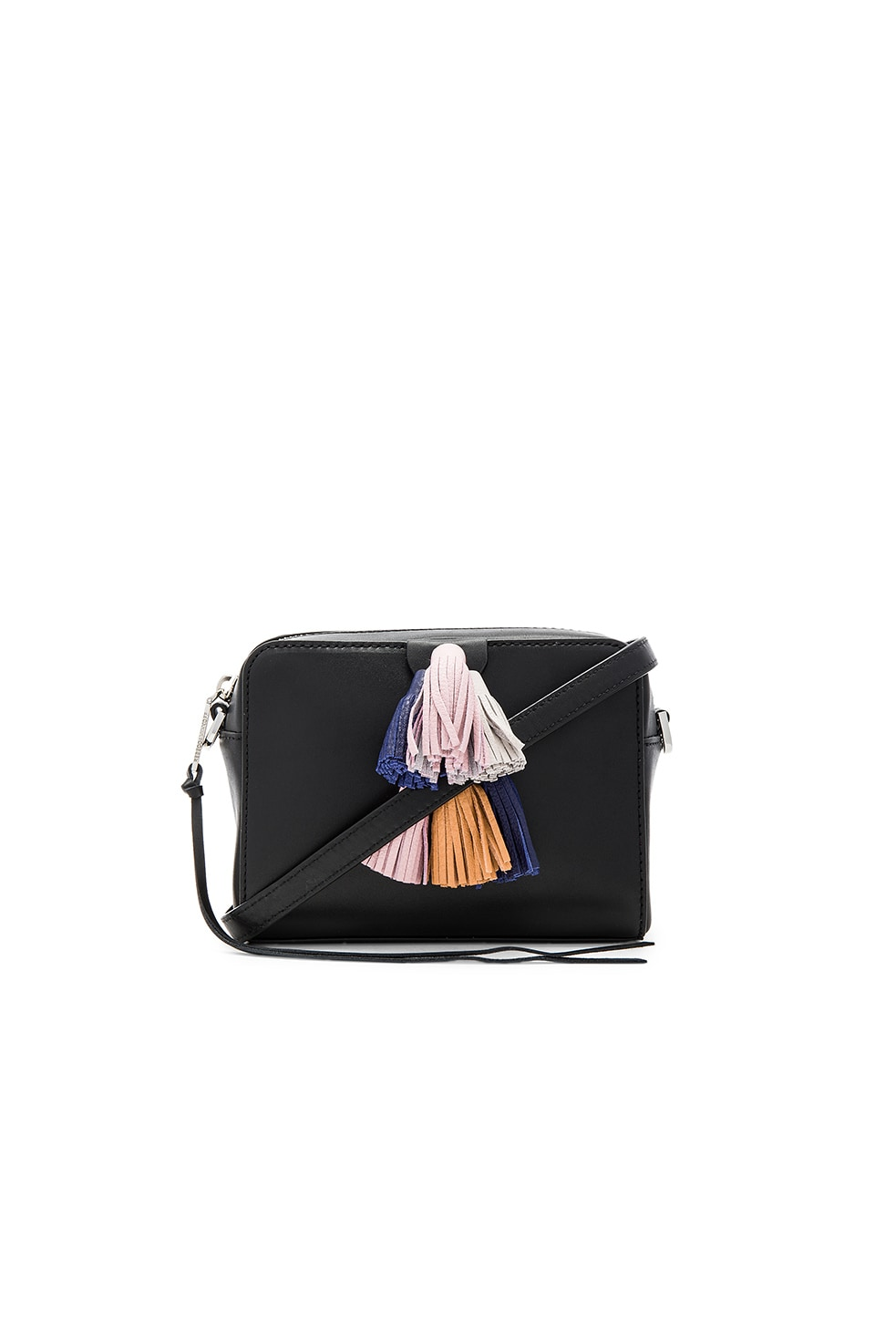 Rebecca Minkoff Mini Sofia Crossbody in Multi Black