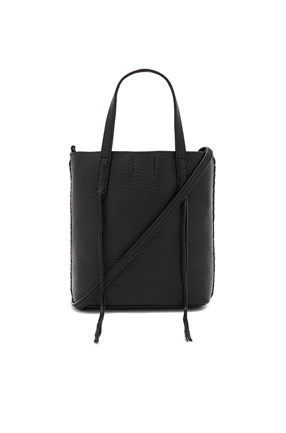 Mini Unlined Tote With Whipstitch by Rebecca Minkoff