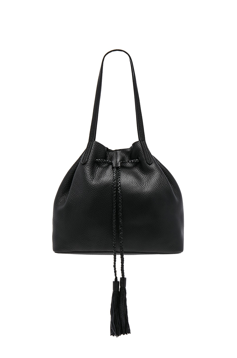 Unlined Drawstring Tote by Rebecca Minkoff