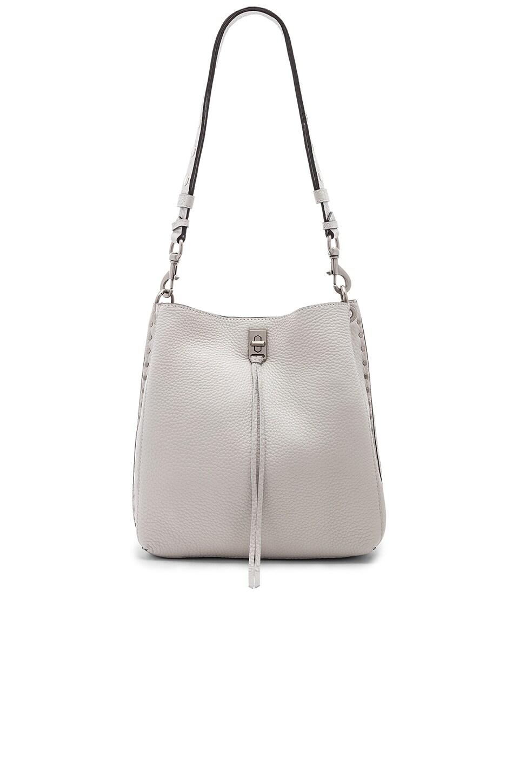 dac6566eb Rebecca Minkoff Darren Shoulder Bag in Putty | REVOLVE