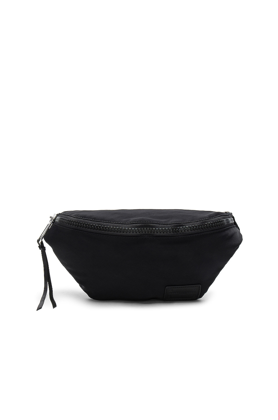 Rebecca Minkoff Nylon Belt Bag in Black