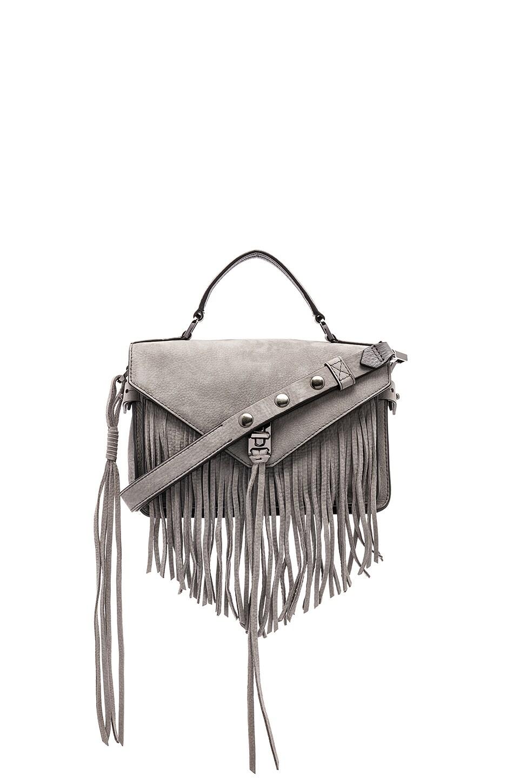 Darren Fringe Messenger Bag