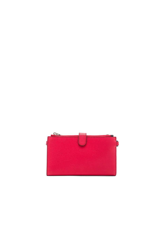 Bi Fold Wallet Crossbody Bag