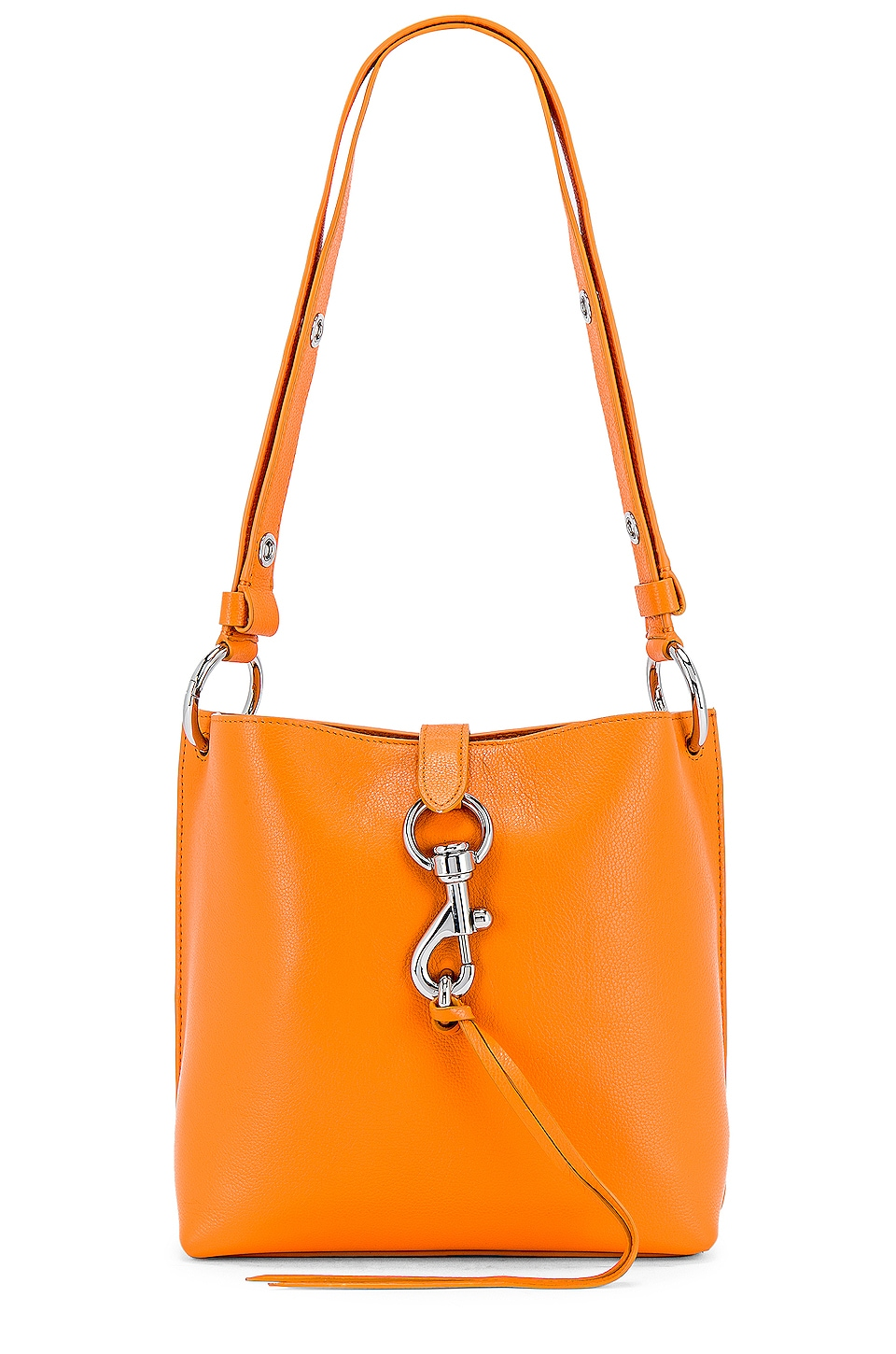 Rebecca Minkoff Megan Small Feed Bag in Monarch