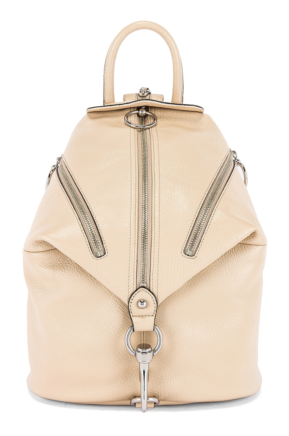 Rebecca Minkoff Easy Rider Julian Backpack in Clay
