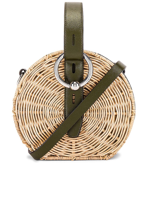 Rebecca Minkoff Kate Circle Bag in Clay