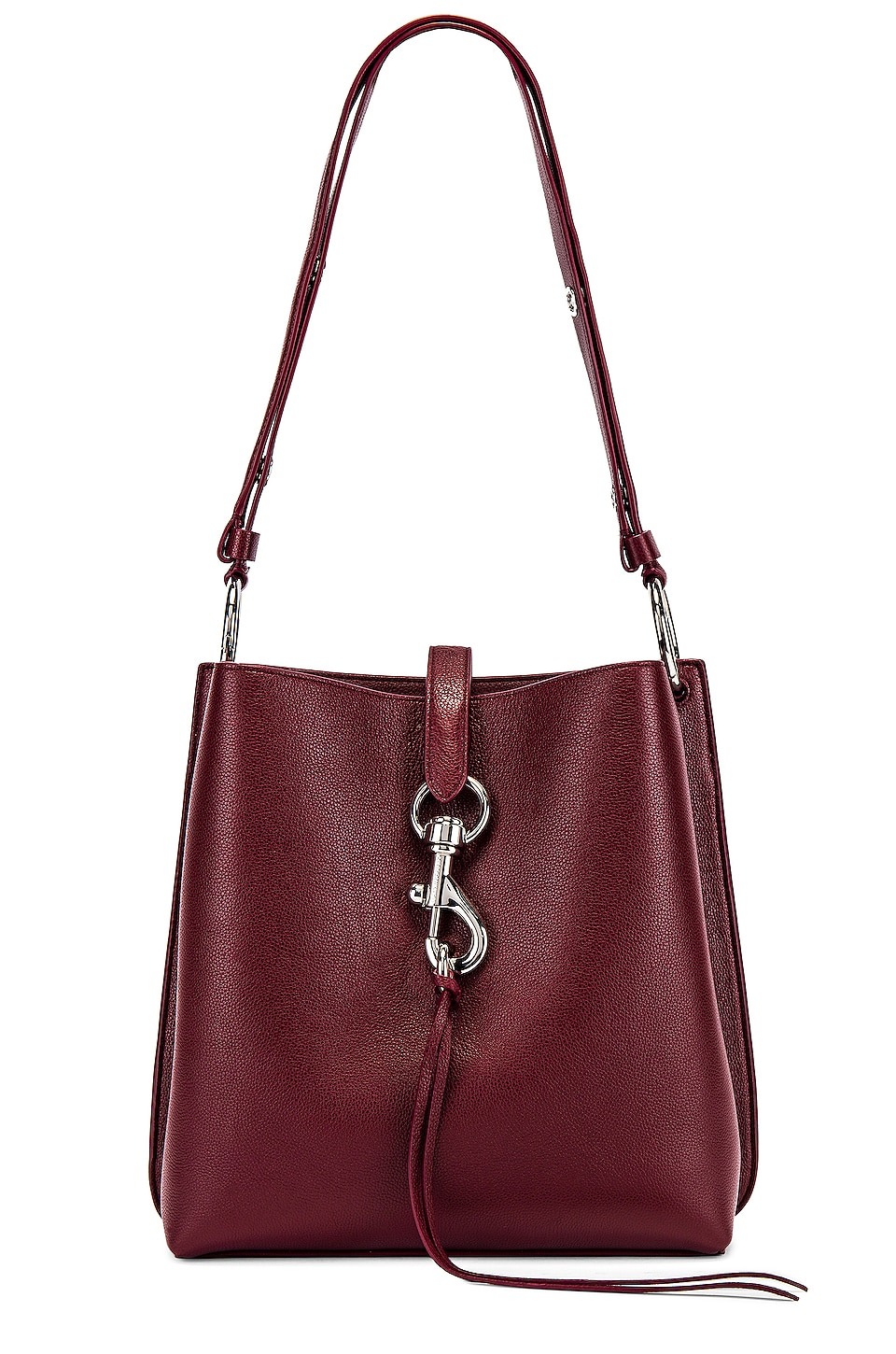 Rebecca Minkoff Megan Shoulder Bag in Pino Noir