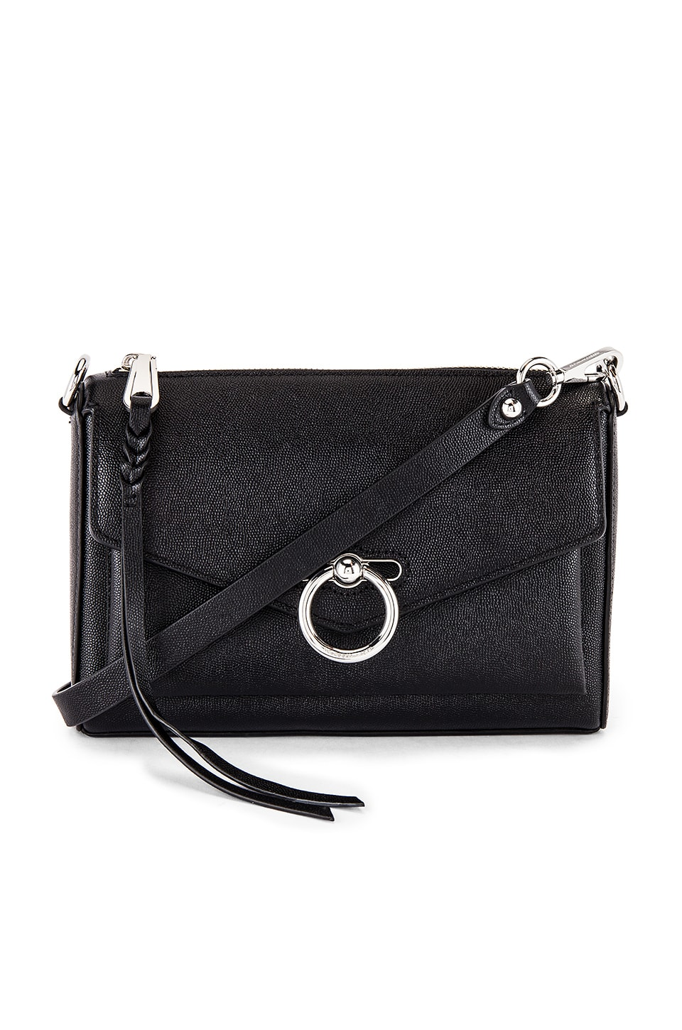 Rebecca Minkoff Jean Mac Bag in Black