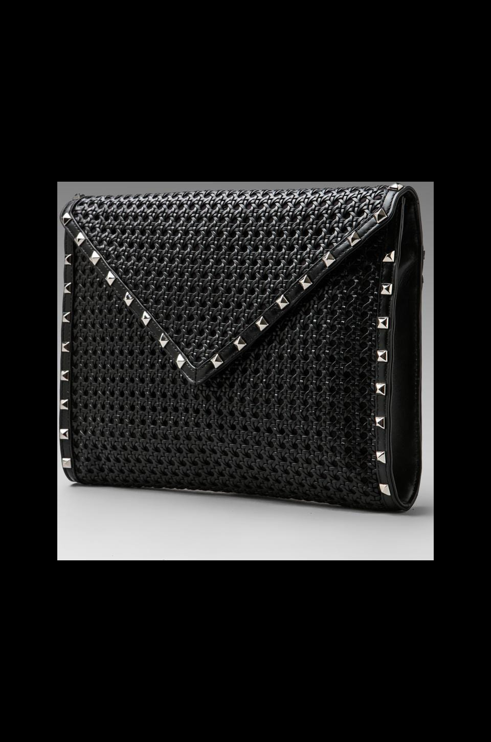 Rebecca Minkoff Owen Envelope in Black