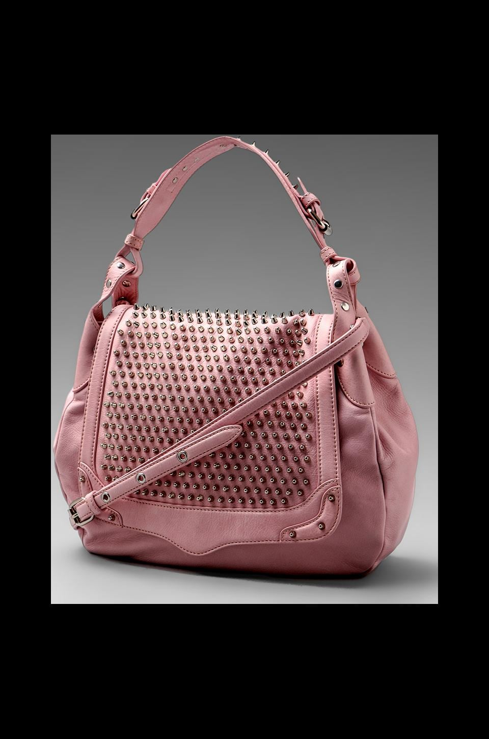 Rebecca Minkoff Studded Moonstruck in Petal Pink