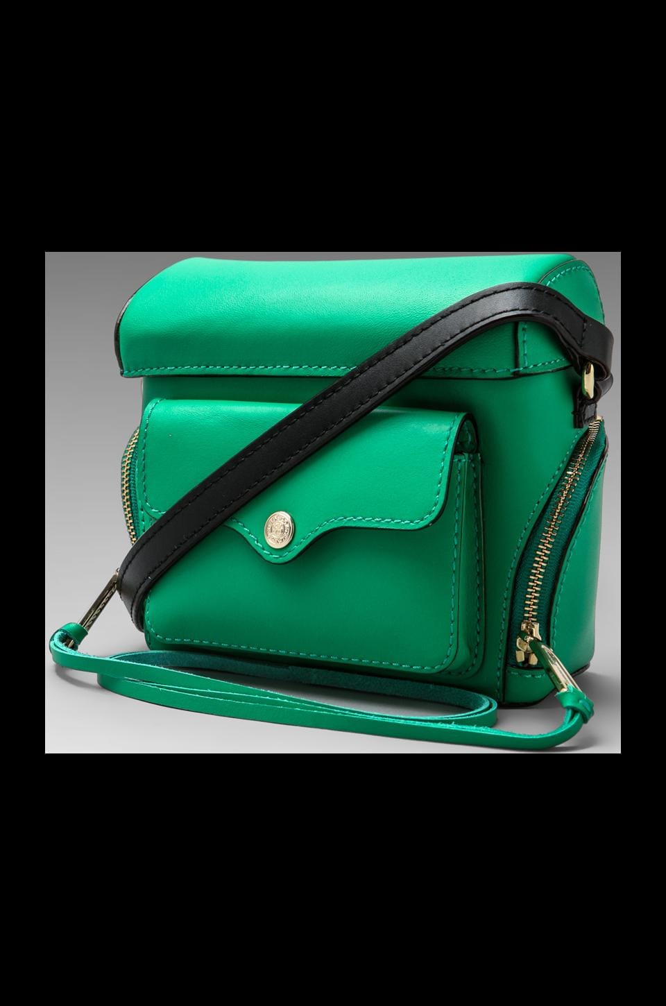 Rebecca Minkoff Craig Camera Crossbody in Green