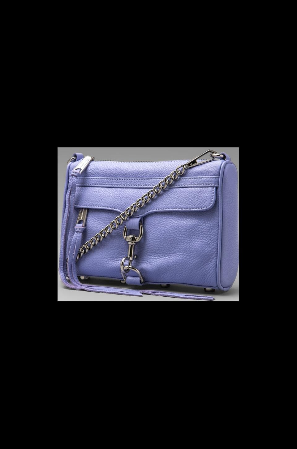 Rebecca Minkoff Mini Mac in Lilac