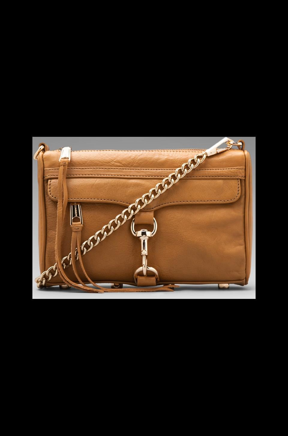 Rebecca Minkoff Mini Mac in Tawny
