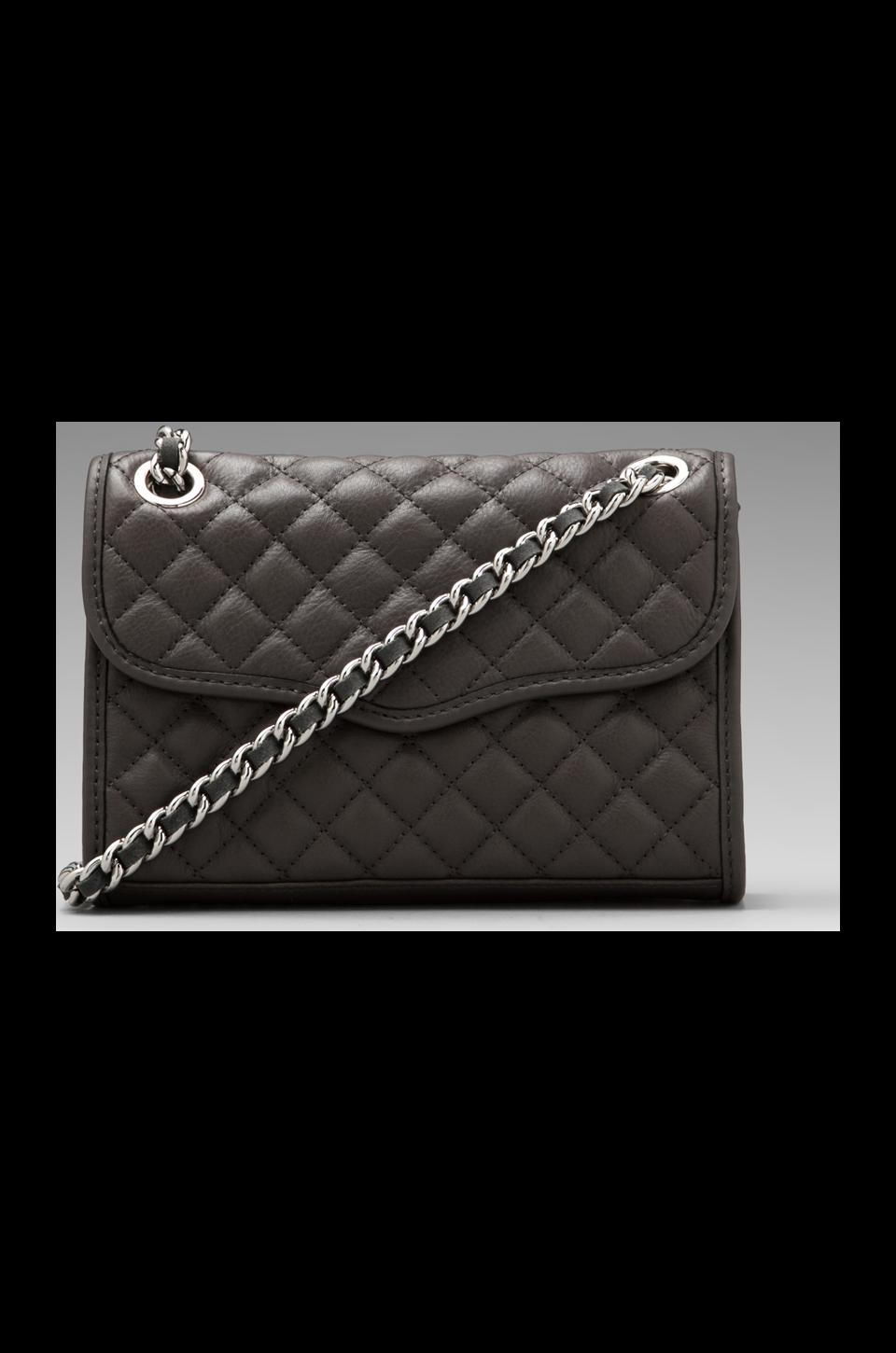 Rebecca Minkoff Mini Affair Quilted in Elephant