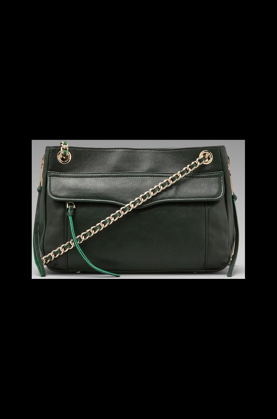 Rebecca Minkoff Swing Shoulder Bag in Hunter
