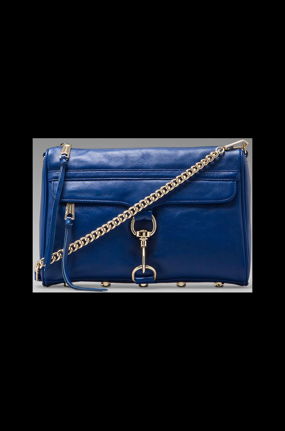 Rebecca Minkoff Mac in Electric Blue