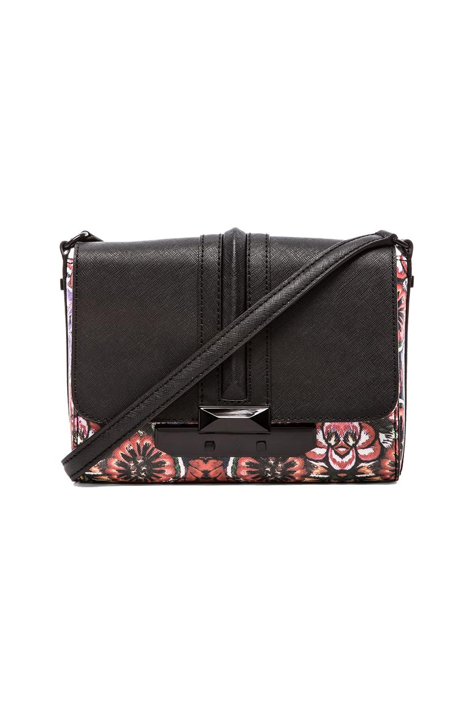 Rebecca Minkoff Leo Crossbody in Mexi Flower Print
