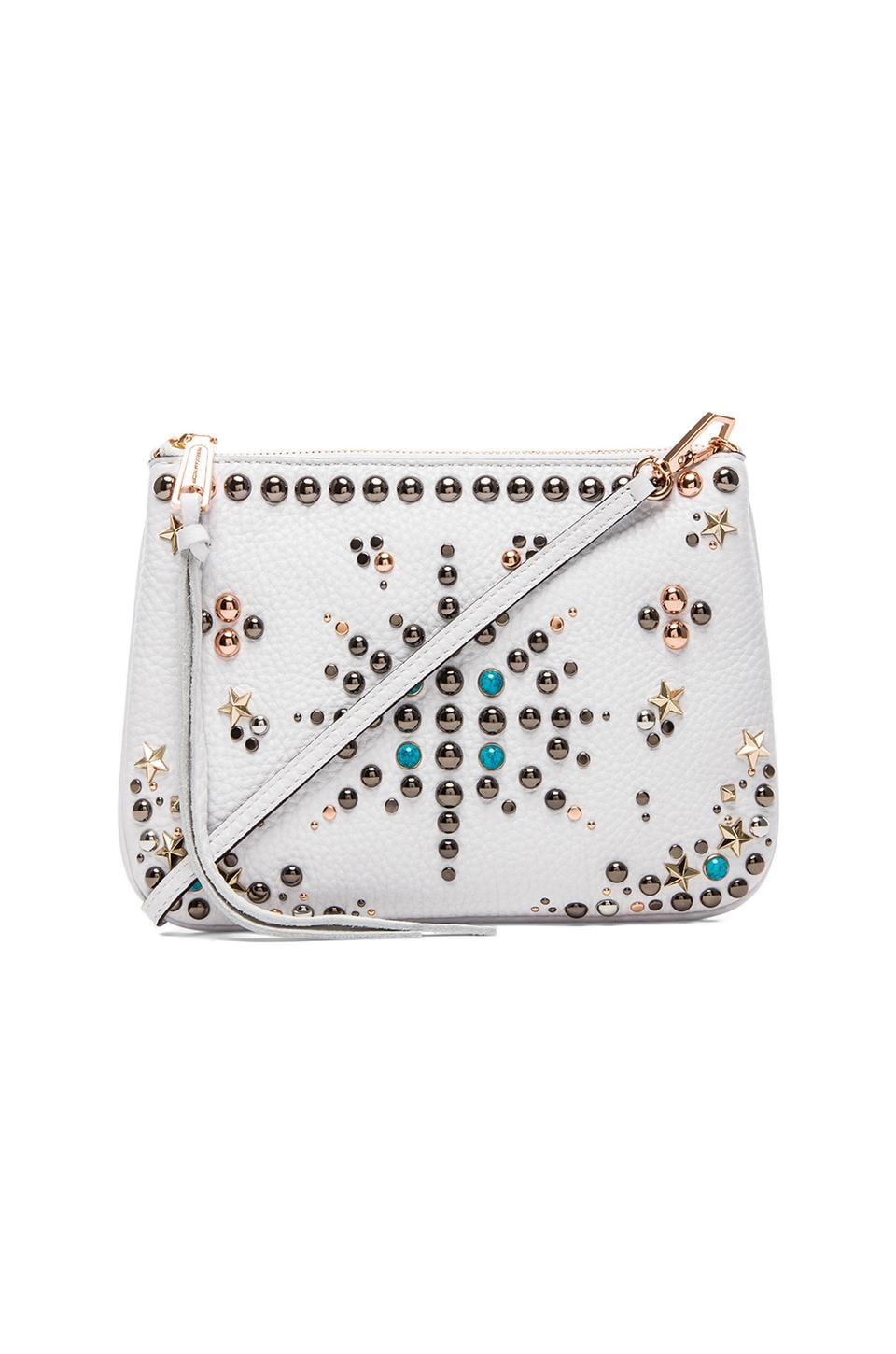 Rebecca Minkoff Ascher Crossbody in White