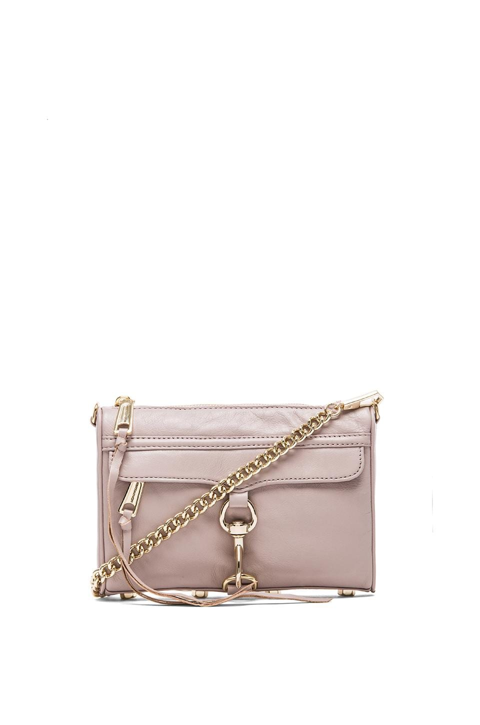 Rebecca Minkoff Mini MAC in Tortora