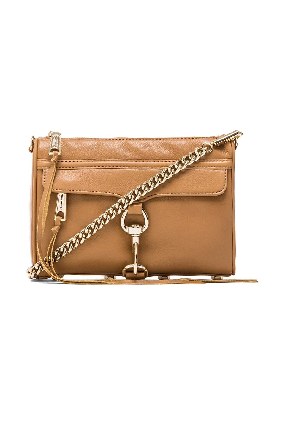 Rebecca Minkoff Mini MAC in Fatigue