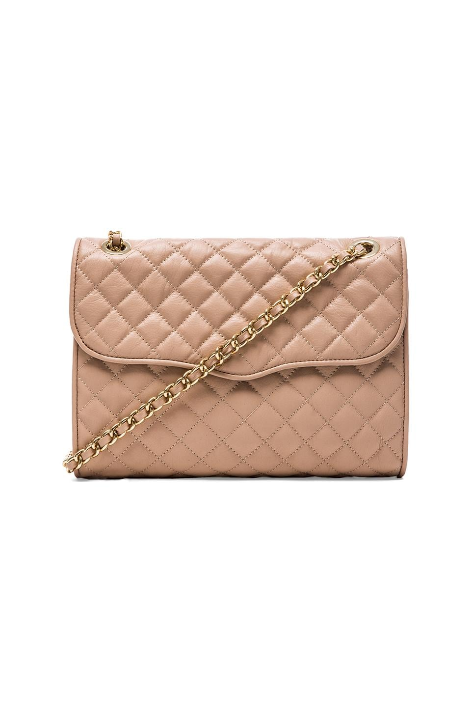 Rebecca Minkoff Quilted Affair in Latte