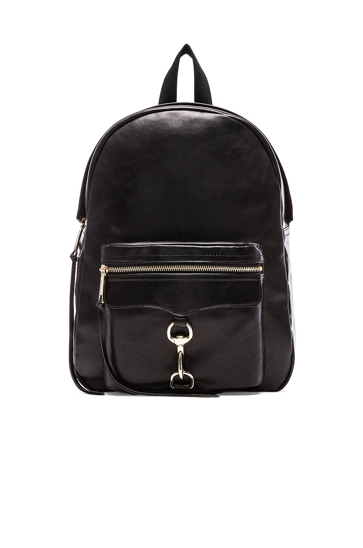 Rebecca Minkoff MAB Backpack in Black