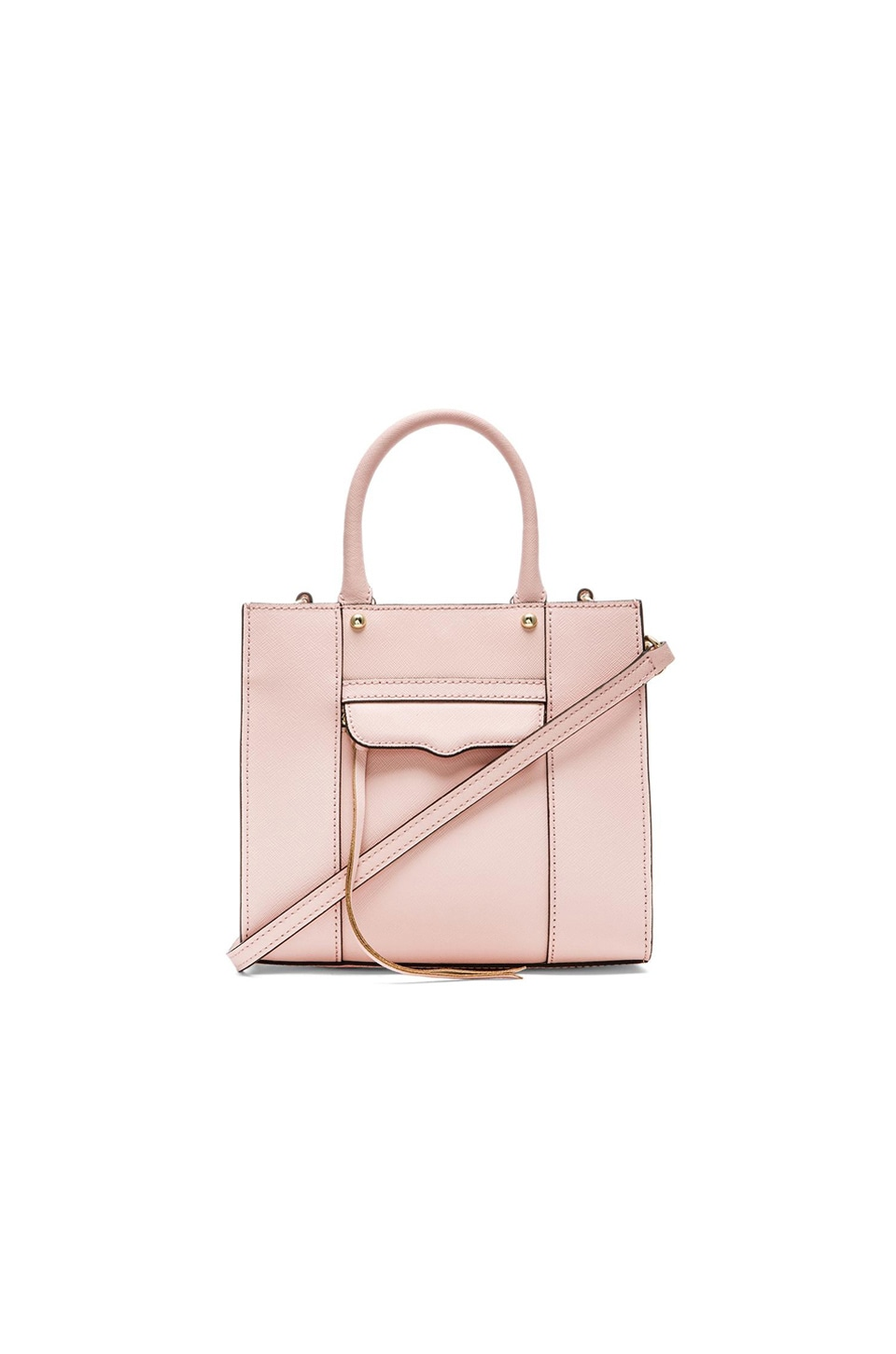 Rebecca Minkoff MAB Tote Mini in Quartz