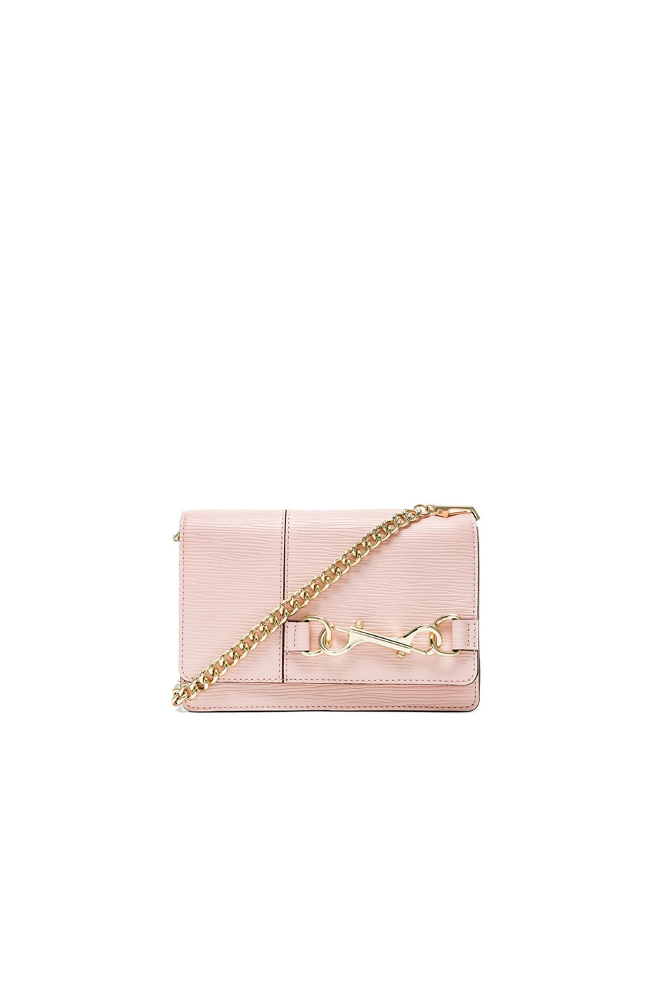 Rebecca Minkoff Bedford Crossbody in Quartz