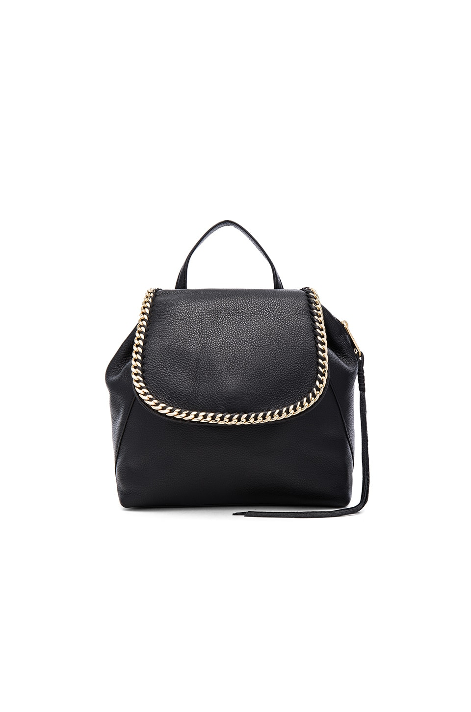 Rebecca Minkoff Small Bryn Backpack in Black