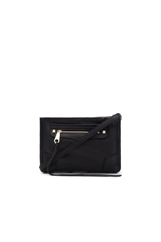 Rebecca Minkoff Regan Crossbody Bag in Black