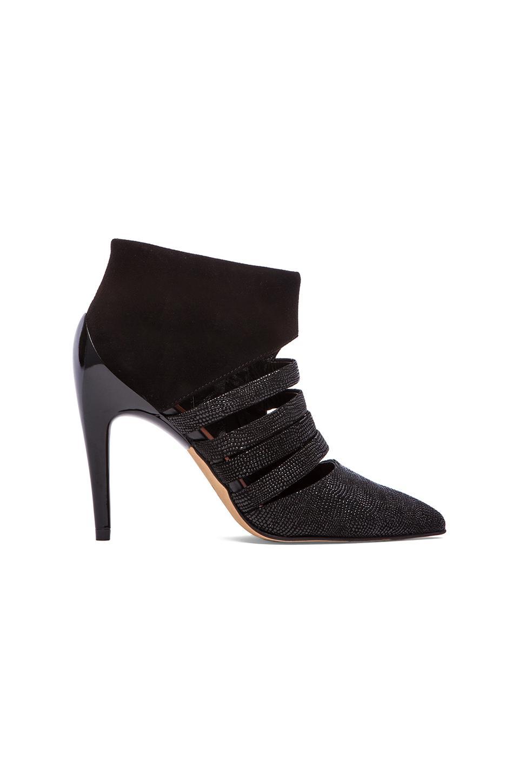 Rebecca Minkoff Caesar Heel in Black