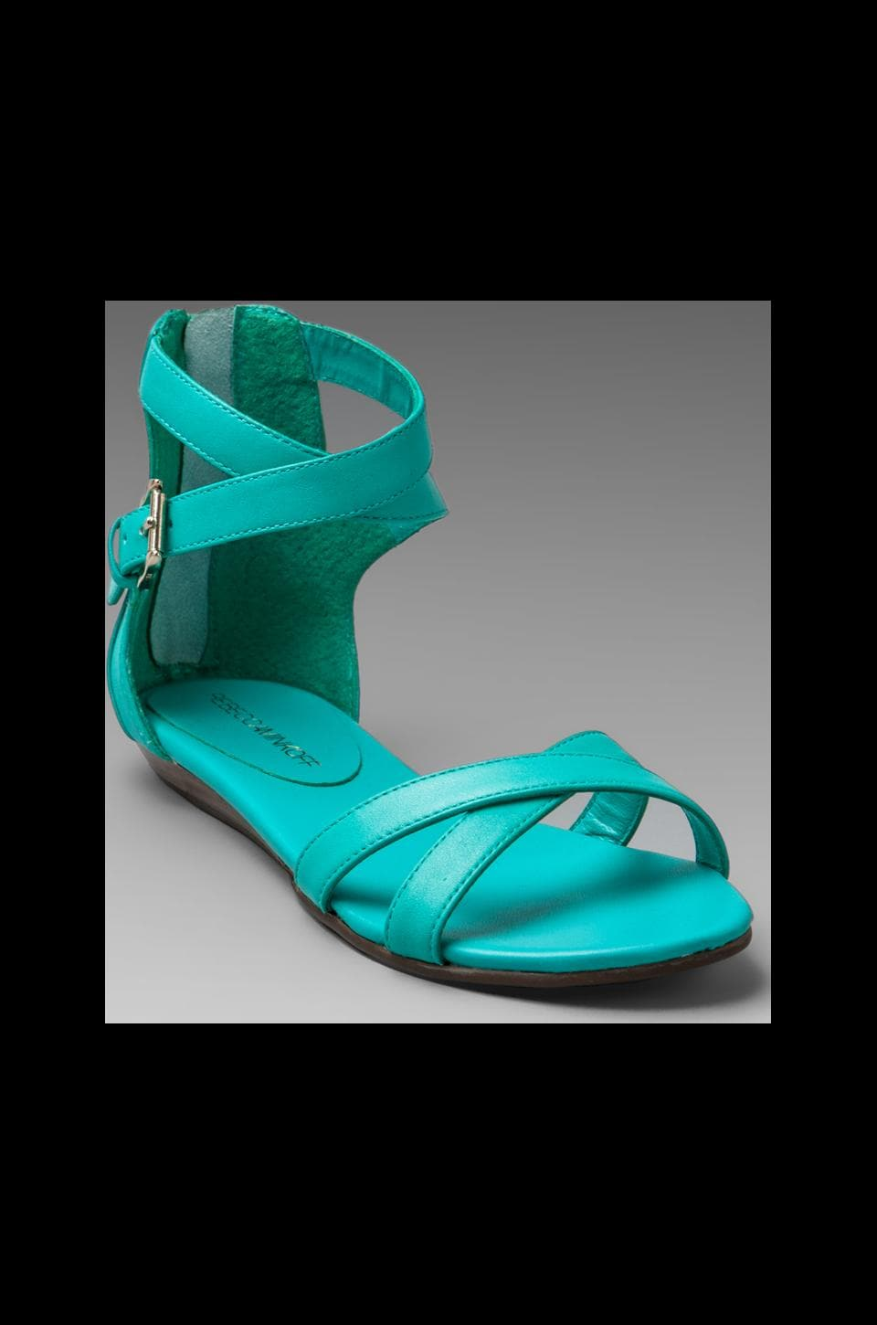 Rebecca Minkoff Bettina Sandal in Hot Teal