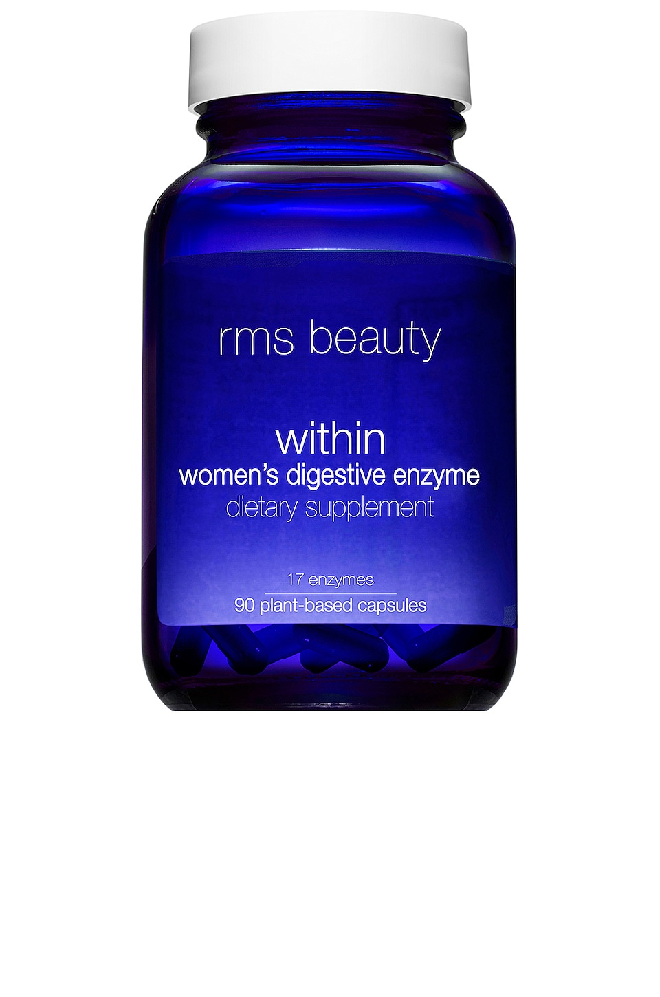 RMS Beauty SUPLEMENTO DIETÉTICO WITHIN DIGESTIVE ENZYME