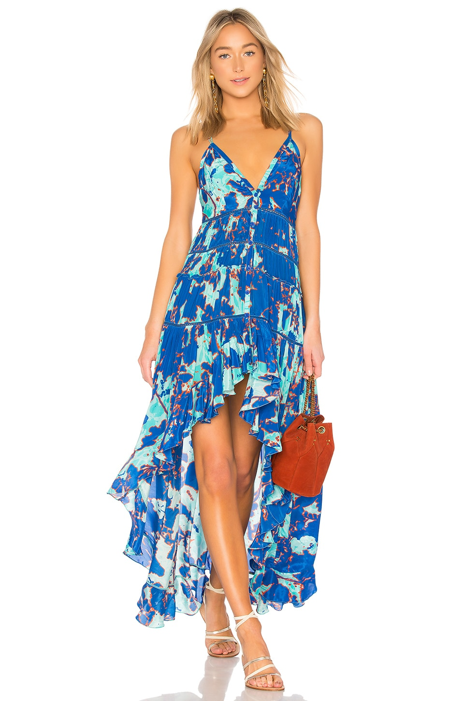 Folium Maxi Dress