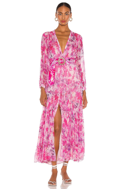 ROCOCO SAND Hikari Dress in Pink