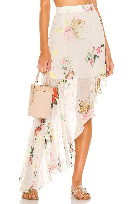 ROCOCO SAND x REVOLVE Lenora Skirt in Floral