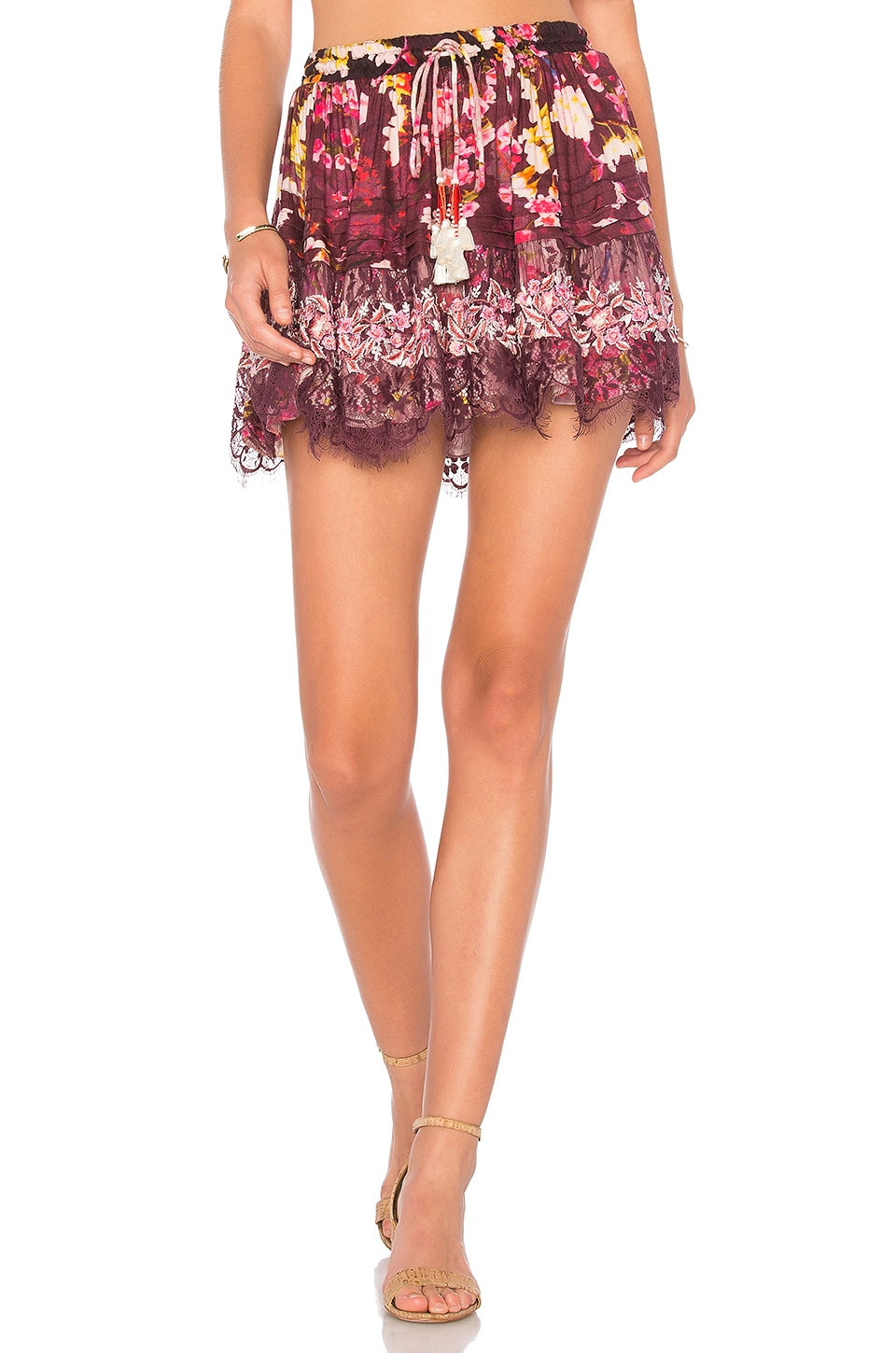 Floral Skirt by Rococo Sand